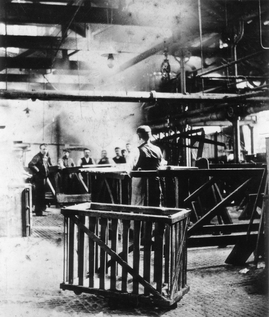 Working Conditions In Kidderminster Carpet Factories